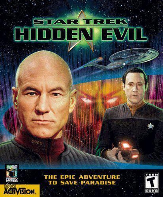 Star Trek, Hidden Evil