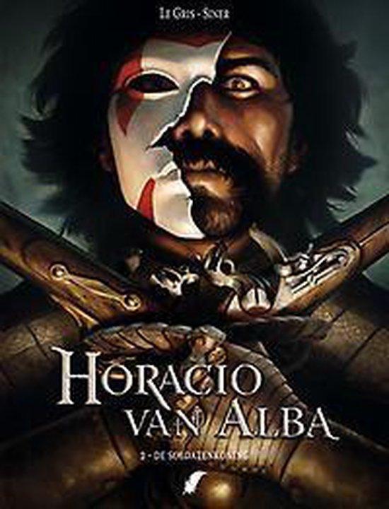 Horacio van alba hc02. de soldatenkoning - NICOLAS. Siner, |