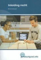Boek cover MBO Recht  -   Inleiding recht van Lydia Janssen (Paperback)