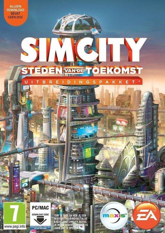 SimCity: Steden van de Toekomst – Code in a Box – Windows