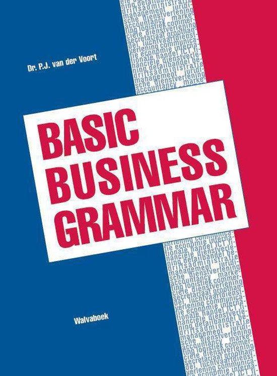 Basic Business Grammar - none |