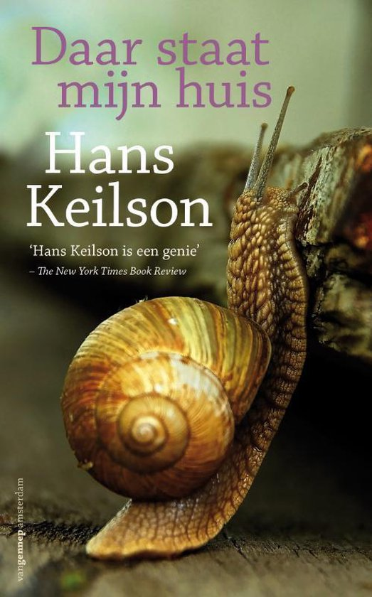 Daar staat mijn huis - Hans Keilson |