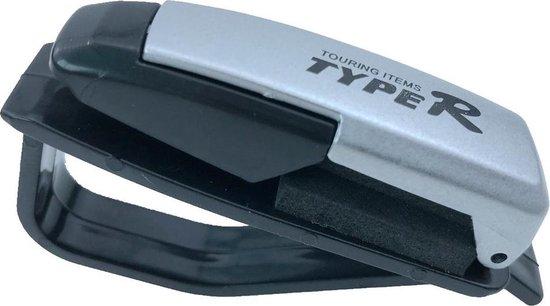 Zonnebril houder met clip - Handige auto gadget - Altijd zonnebril bij de hand achter het stuur