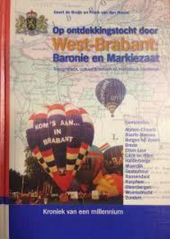 Ontdekkingstocht Door West Brabant - G.B. de Bruijn | Fthsonline.com