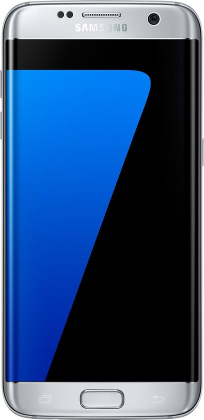 Samsung Galaxy S7 Edge - 32GB - Zilver