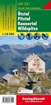 FB WK251 Ötztal • Pitztal • Kaunertal • Wildspitze