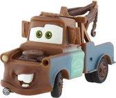Spaarpot van het Walt Disney karakter Mater uit Cars 2. Afmeting: 23 cm
