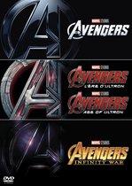 The Avengers: Infinity War 1-3 boxset