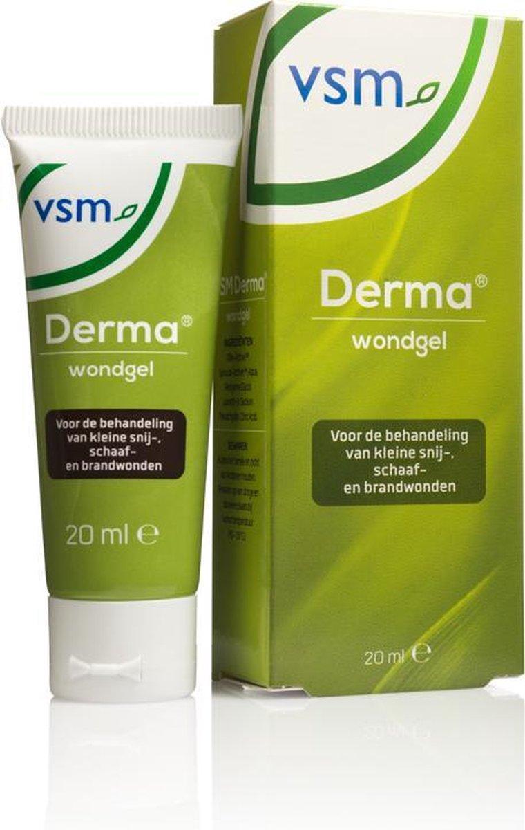 VSM Derma wondgel - 20 ml - Medisch hulpmiddel - VSM