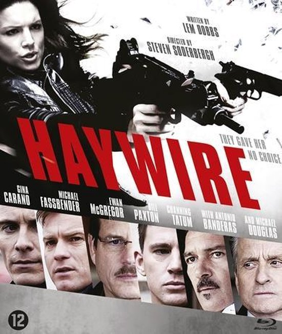 Cover van de film 'Haywire'