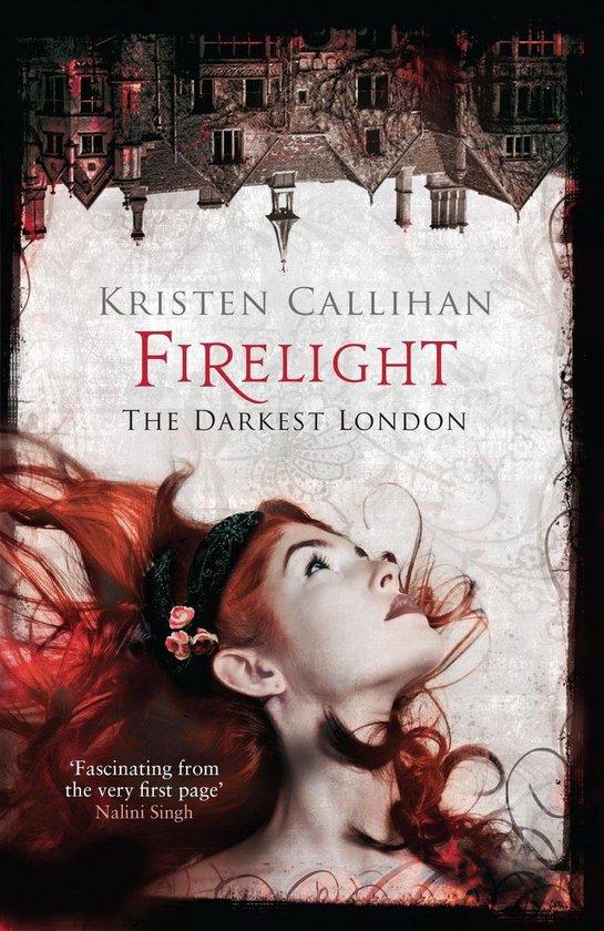 Boek cover Firelight van Kristen Callihan (Onbekend)