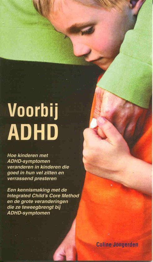 Voorbij Adhd - Coline Jongerden |