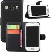 Melpex wallet hoesje Samsung Galaxy Ace 4 (G357)