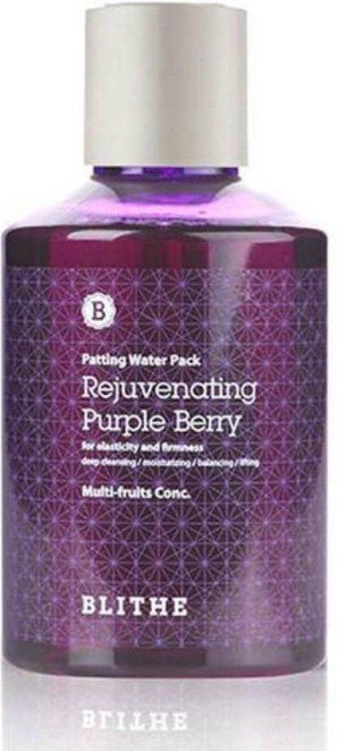 Blithe - Patting Splash Mask Rejuvenating Purple Berry