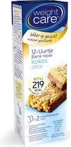 Weight Care Maaltijdreep 12-Uurtje - Kokos - 2 stuks