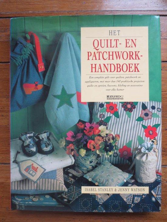 Quilt- en patchwork handboek - Isabel Stanley |