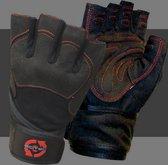 Scitec Nutrition - Trainingshandschoenen - Mannen - Workout Gloves - Red Style - L