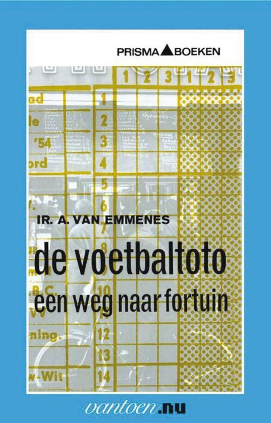 Vantoen.nu - Voetbaltoto - A. Ir. van Emmenes |