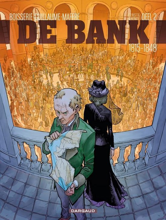 Bank 02. 1815-1848 de afrekening - Julien Maffre pdf epub