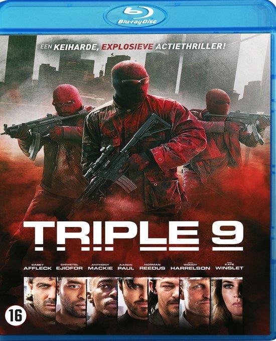 Triple 9 (Blu-ray)