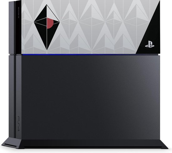 Sony PlayStation 4 Faceplate - No Mans Sky - PS4