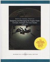 Designing and Managing the Supply Chain 3e (Int'l Ed)