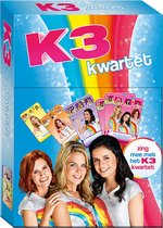 K3 Spel - Kwartet