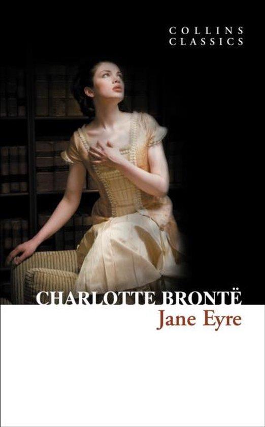Boek cover Jane Eyre (Collins Classics) van Charlotte Bronte (Paperback)
