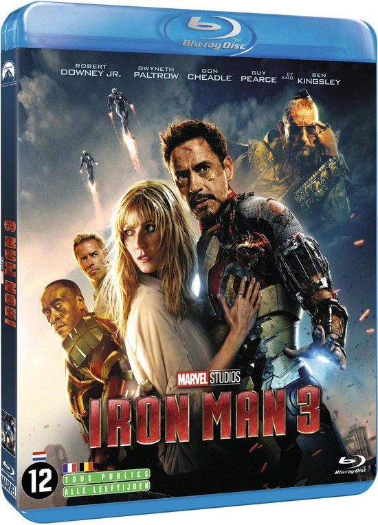 Speelfilm - Iron Man 3