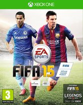 Electronic Arts FIFA 15, Xbox One video-game Basis