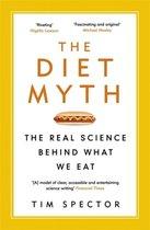 Boek cover The Diet Myth van Professor Tim Spector (Paperback)