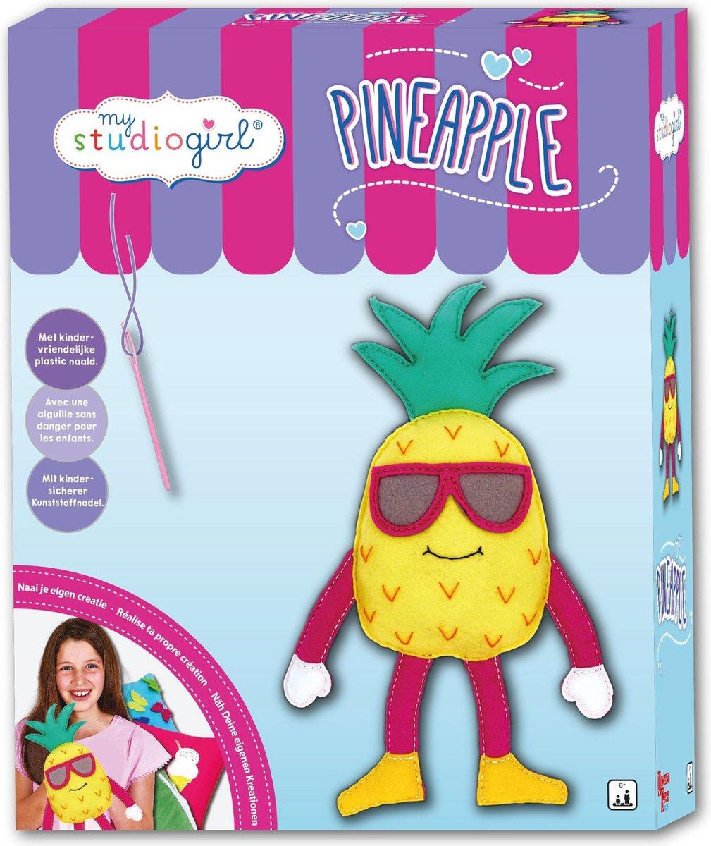 My Studio Girl knutselpakket - Pineapple