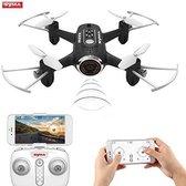 Syma X22W mini drone met WiFi FPV 720p camera en mobiel besturing systeem-Black