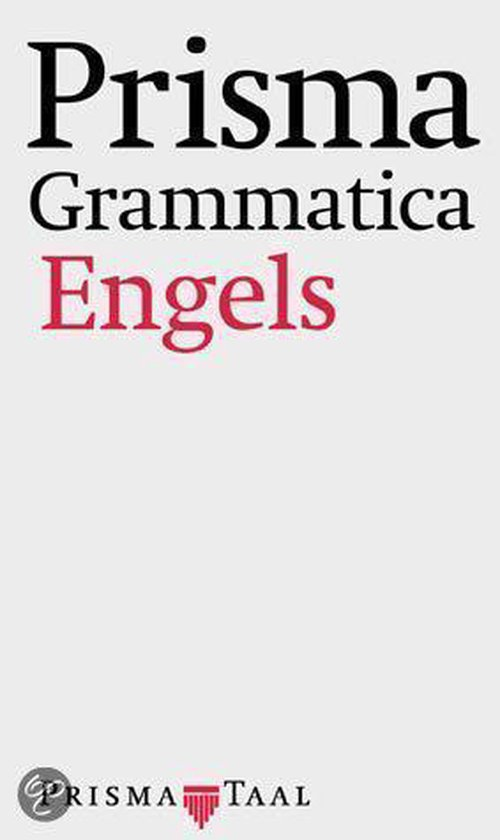 Prisma-boeken Prisma grammatica Engels - Mitchell Th. Alexander |
