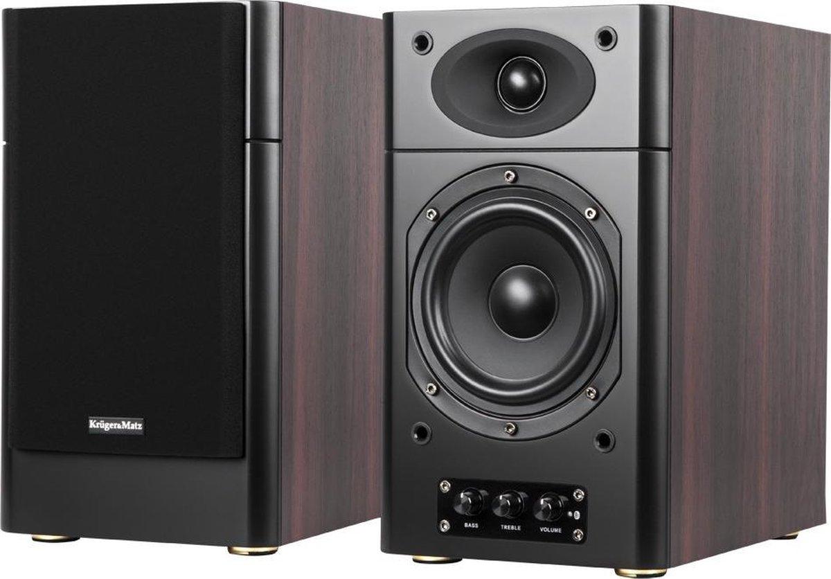 Krüger&Matz KM0510 - Actieve Bluetooth Speaker - 60W