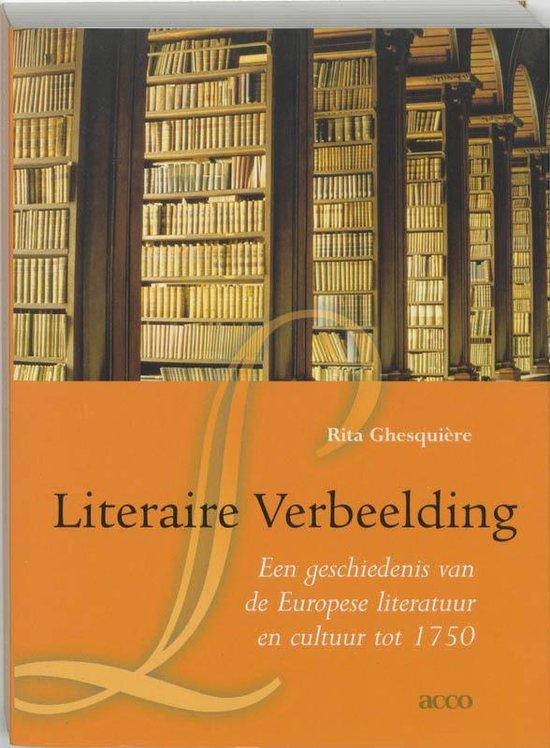 Literaire Verbeelding - Rita Ghesquiere pdf epub