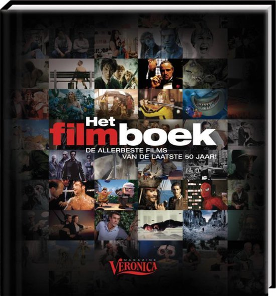 Het Veronica Filmboek - none |