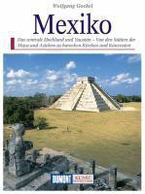 DuMont Kunst-Reiseführer Mexiko - Dumont  