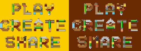 Nintendo Wii U   Software - Super Mario Maker - Nintendo