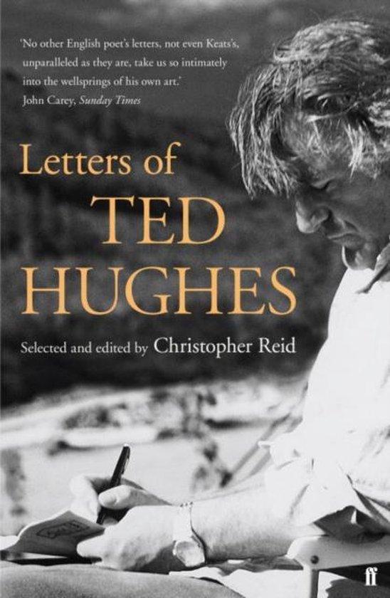 Boek cover Letters of Ted Hughes van Ted Hughes (Paperback)