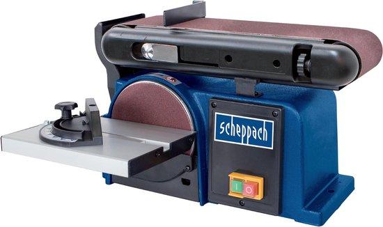 Scheppach BTS900 - Band- en schijfschuurmachine - 370W