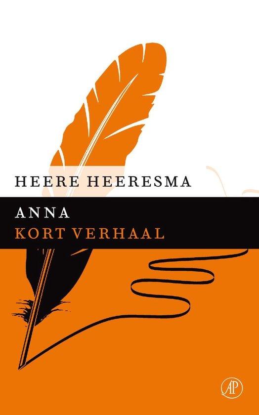 Anna - Heeresma |
