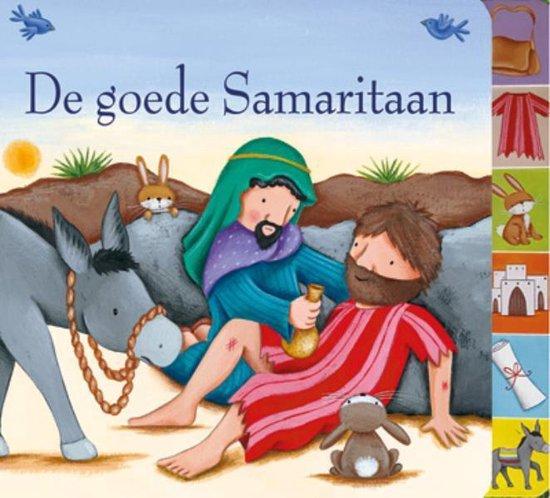 De goede Samaritaan - Juliet David |