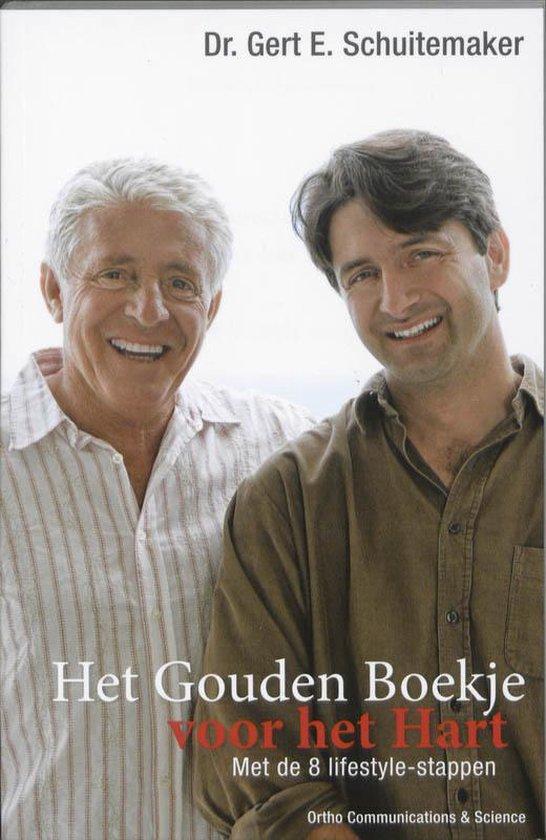 Boek cover Het gouden boekje voor het hart van Gert E. Schuitemaker (Paperback)