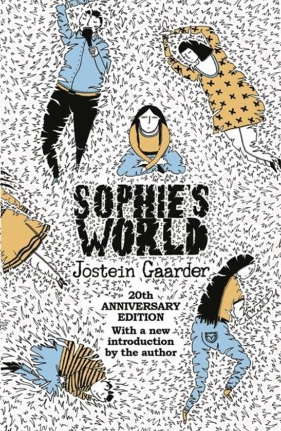 Boek cover Sophies World : 20th Anniversary Edition van Jostein Gaarder (Paperback)