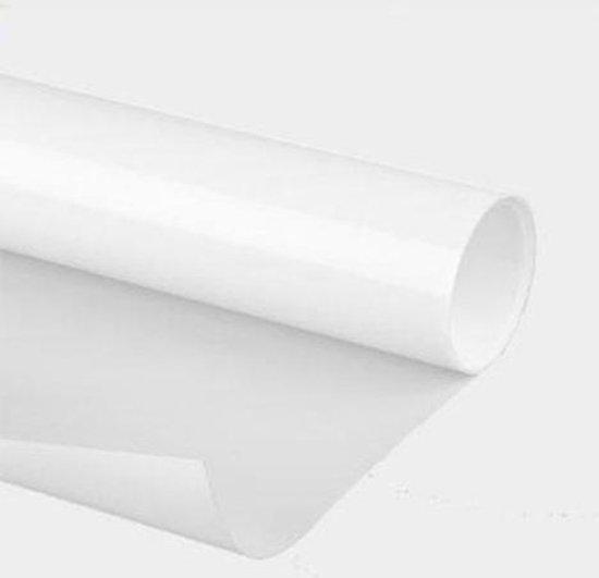 zonder lijm inkijkbeschermingsfolie MARAPON Raamfolie zelfklevende melkglas-Folie statische badkamerfolie melkglas-Look Mat