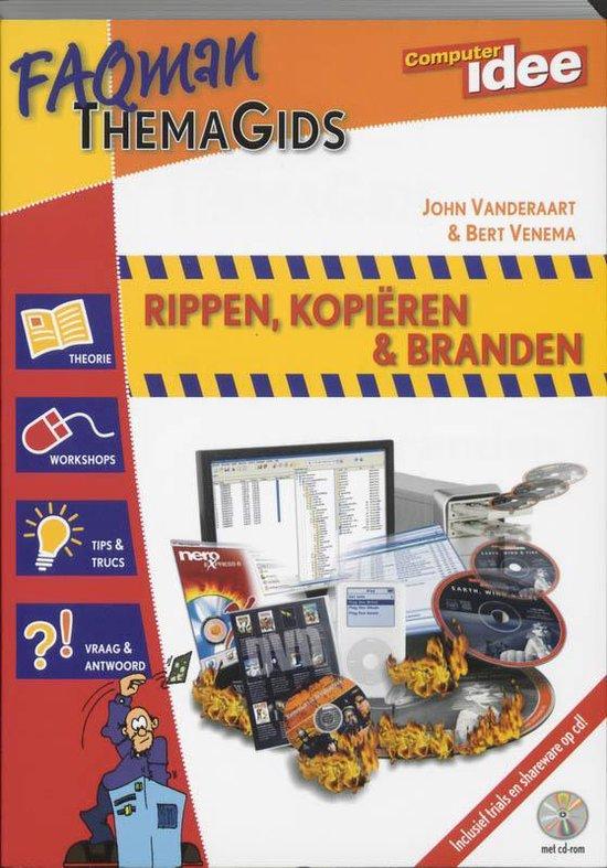 Rippen, Kopieren En Branden - John Vanderaart |
