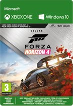 Forza Horizon 4: Deluxe Edition - Xbox One download / Windows 10 download