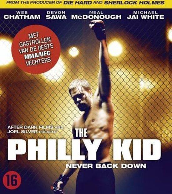Cover van de film 'Philly Kid-Never Back..'