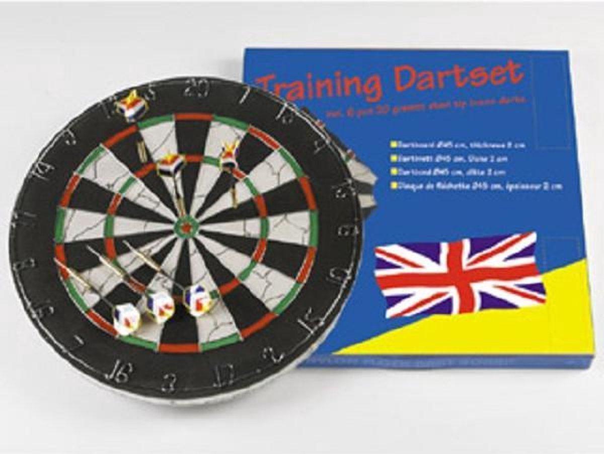 Dartbord Longfield 25 cm